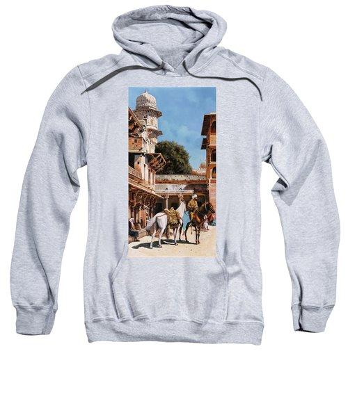 La Torre Bianca Sweatshirt