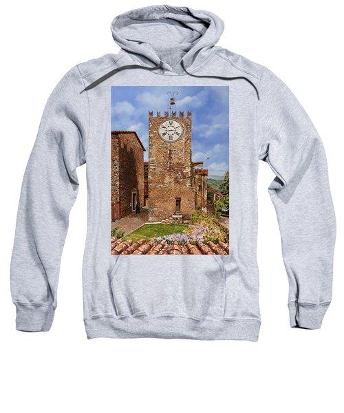 La Torre Del Carmine-montecatini Terme-tuscany Sweatshirt