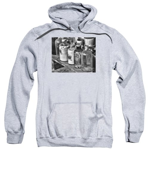 Lab Bottles Bw Sweatshirt