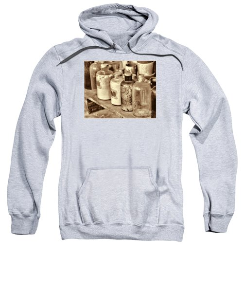 Lab Bottles Sepia Sweatshirt