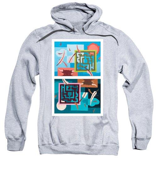 Labyrinth Night And Day Sweatshirt