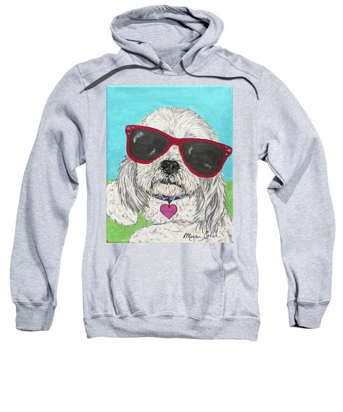 Laci With Shades Sweatshirt
