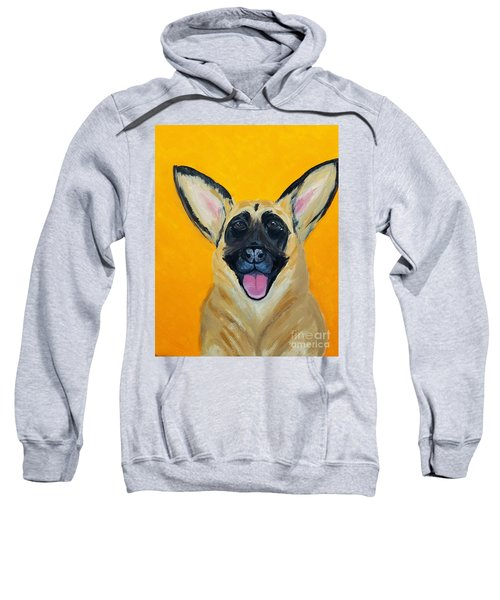 Lady Date With Paint Nov 20th Sweatshirt