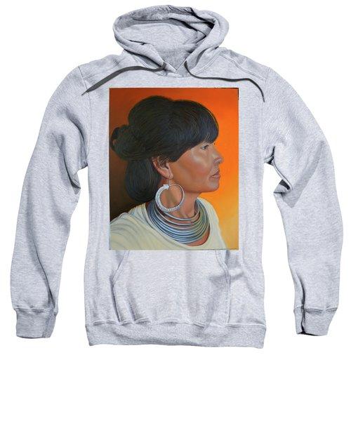 Lady Of Sapa Sweatshirt