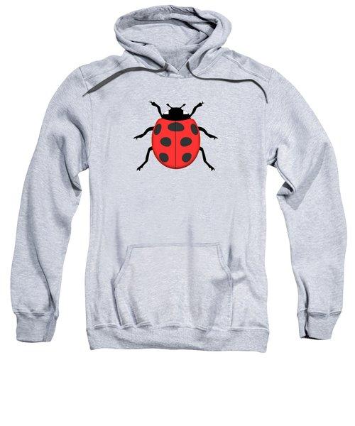 Ladybug Sweatshirt by Gaspar Avila