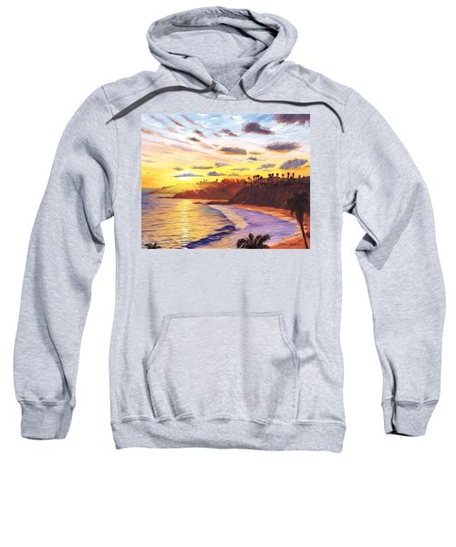 Laguna Village Sunset Sweatshirt