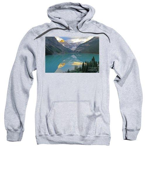 Lake Louise Sunrise Sweatshirt