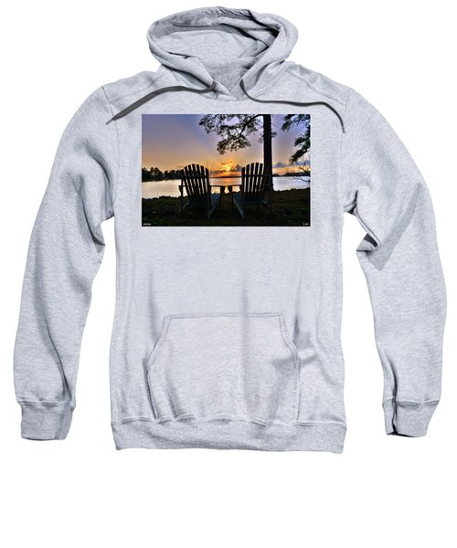 Lake Murray Relaxation Sweatshirt