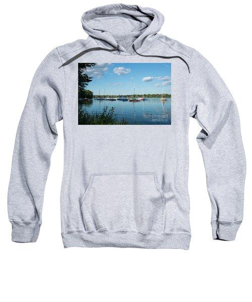 Lake Nokomis Minneapolis City Of Lakes Sweatshirt