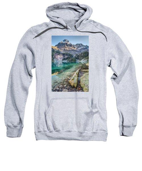 Lake O'hara Scenic Shoreline Sweatshirt