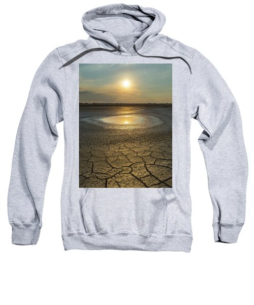 Lake On Fire Sweatshirt