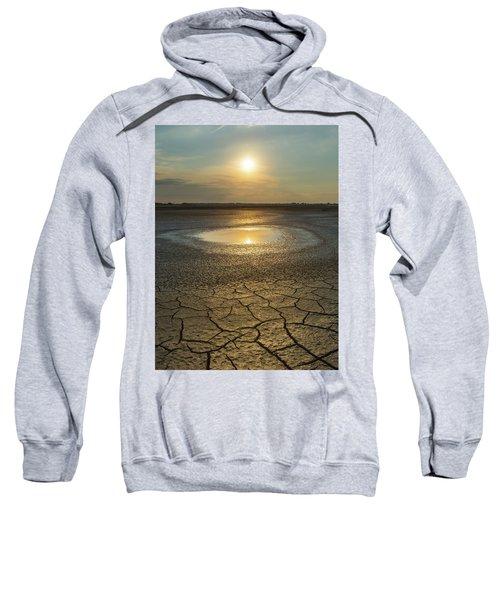 Lake On Fire Sweatshirt