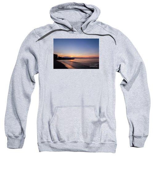 Lake Ontario Beach Sunset Sweatshirt