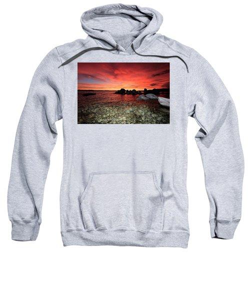 Lake Tahoe Liquid Dreams Sweatshirt