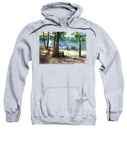 Lake Valley Bear Sweatshirt
