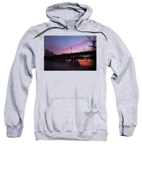 Lamar Blvd Bridge Sweatshirt