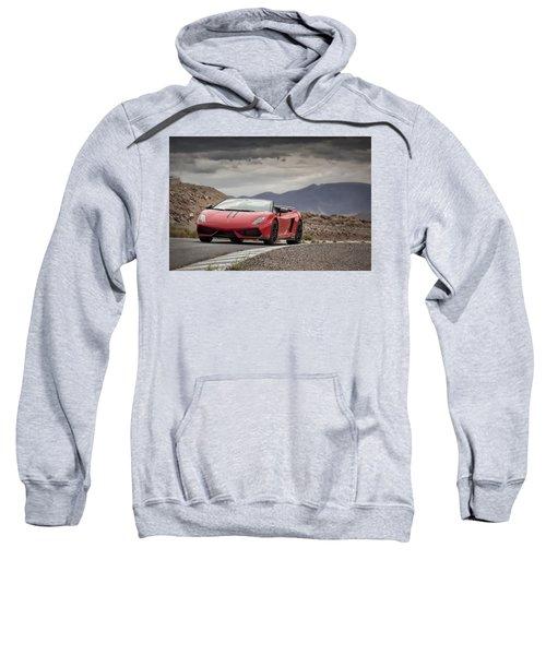 Lamborghini Gallardo Lp570-4 Spyder Performante Sweatshirt