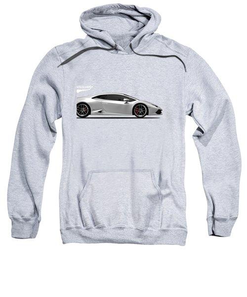 Lamborghini Huracan Sweatshirt by Mark Rogan