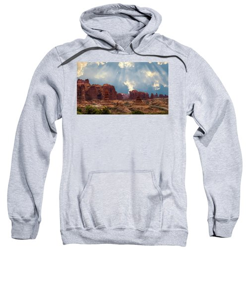 Land Of The Giants Sweatshirt