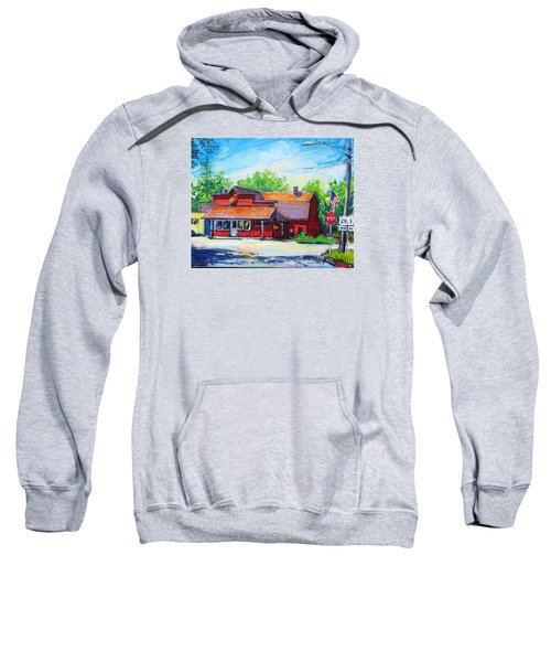 Landmark Six Sweatshirt