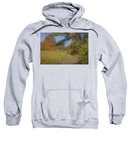 Langwater Farm Tractor Path Sweatshirt