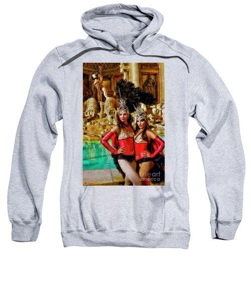 Las Vegas Showgirls Sweatshirt