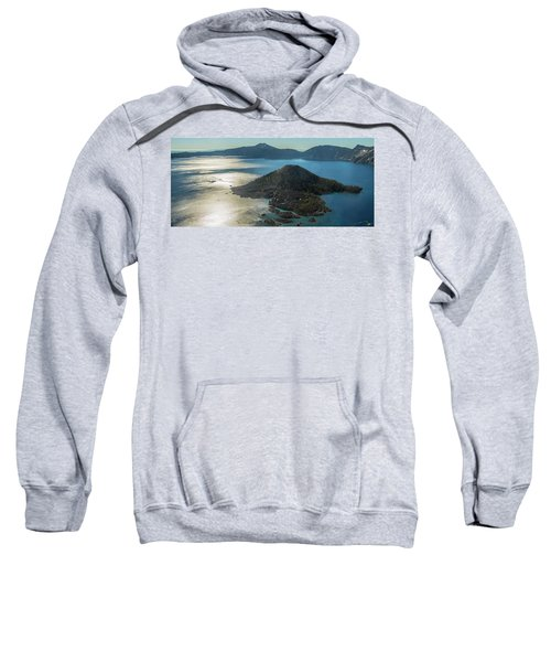 Last Crater View Sweatshirt