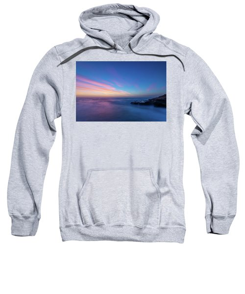 Last Light In April, Sunset Clifs Sweatshirt
