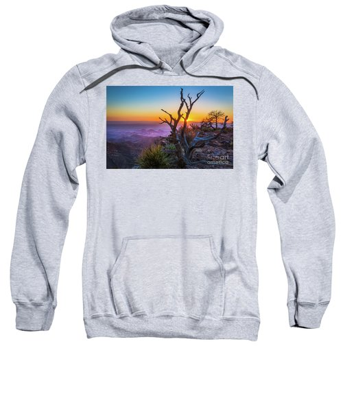 Last Light On The South Rim Sweatshirt