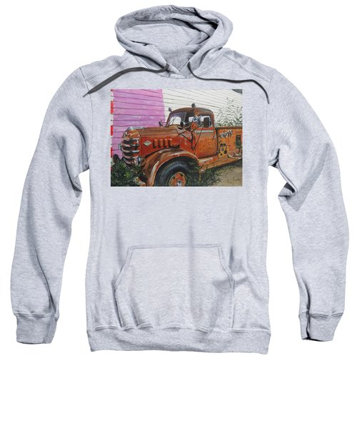 Last Parade Sweatshirt