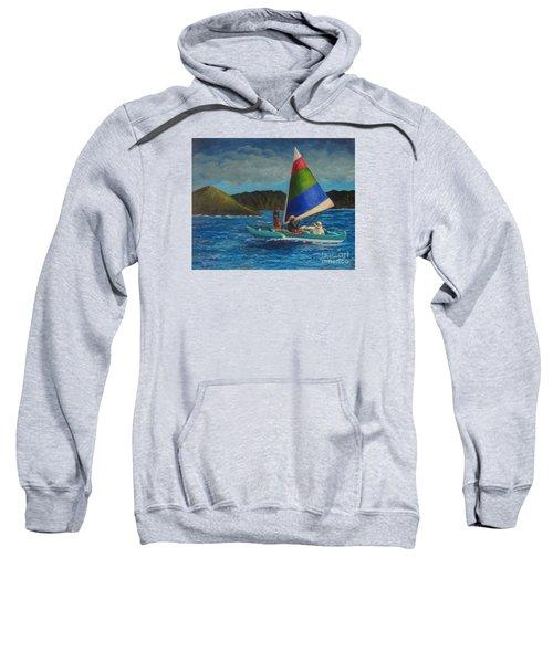 Last Sail Before The Storm Sweatshirt