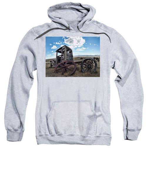 Last Stop Sweatshirt