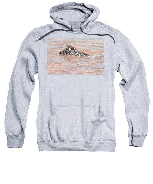 Last To Cross Sweatshirt
