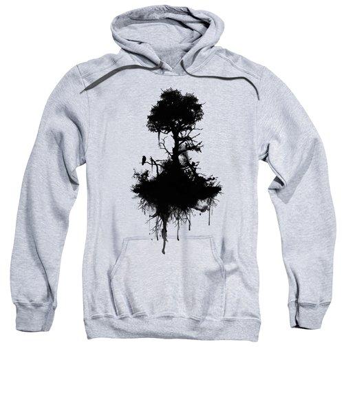 Last Tree Standing Sweatshirt by Nicklas Gustafsson