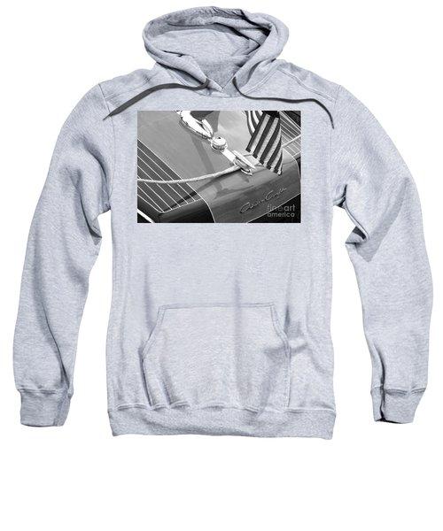 Late 1940's Chris Craft Custom Sweatshirt