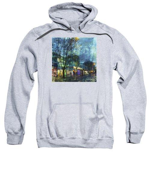 Late Afternoon In Autumn Sweatshirt