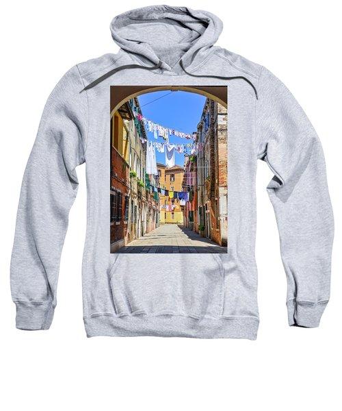 Laundry Day Sweatshirt