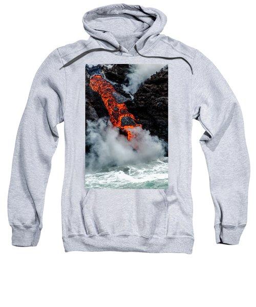 Lava Train Sweatshirt