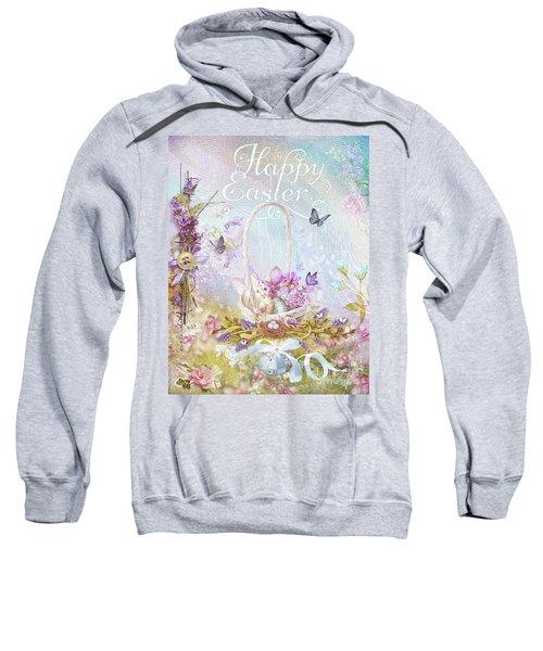 Lavender Easter Sweatshirt