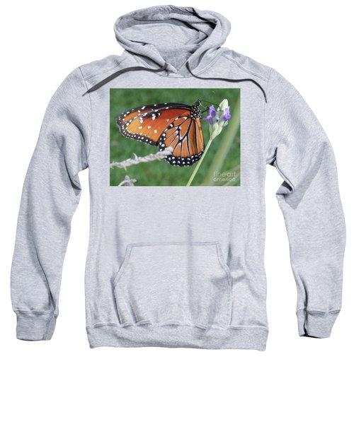 Lavender Lunch Sweatshirt