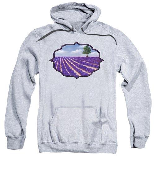 Lavender Season Sweatshirt