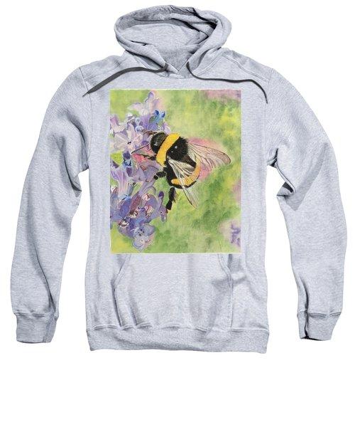 Lavender Visitor Sweatshirt