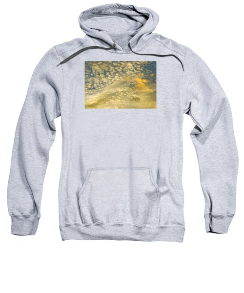 Layers Of Sky Sweatshirt