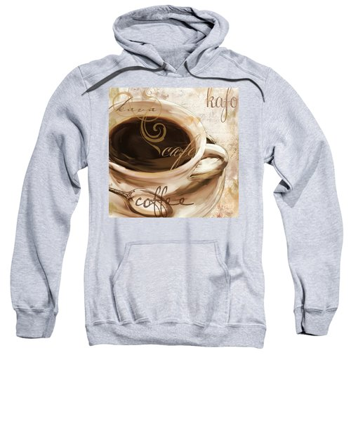 Le Cafe Light Sweatshirt