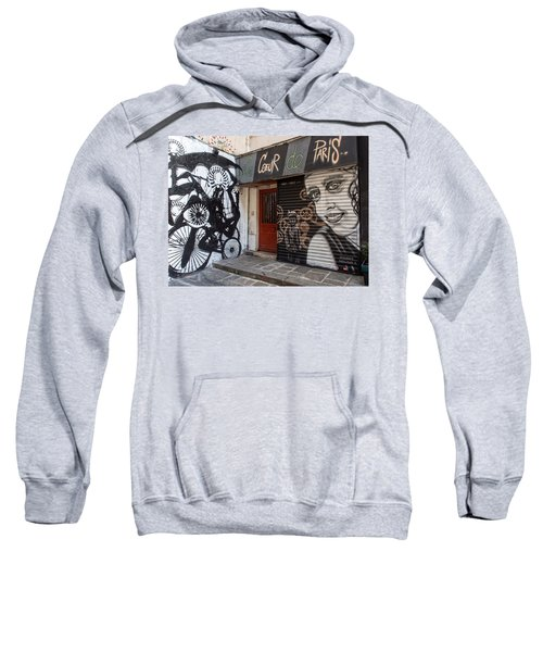Le Coeur De Paris Sweatshirt