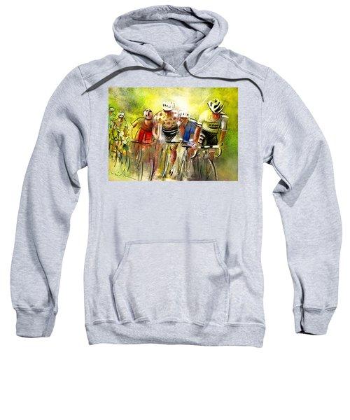 Le Tour De France 07 Sweatshirt
