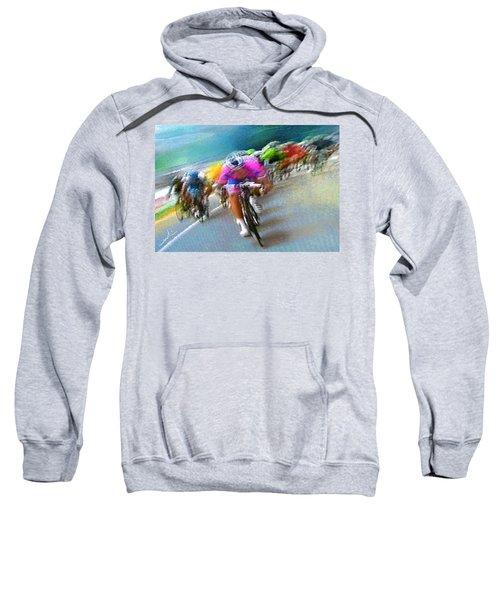 Le Tour De France 09 Sweatshirt