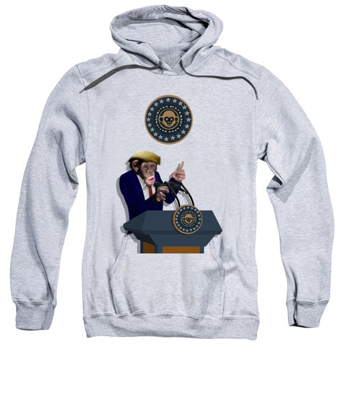 Leader Of The Apes Sweatshirt