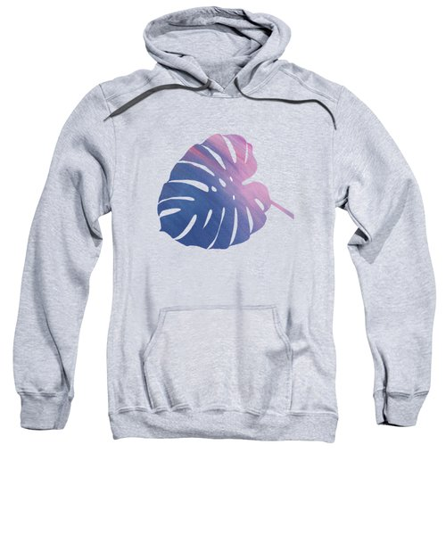 Leaf Abstract 1 Sweatshirt