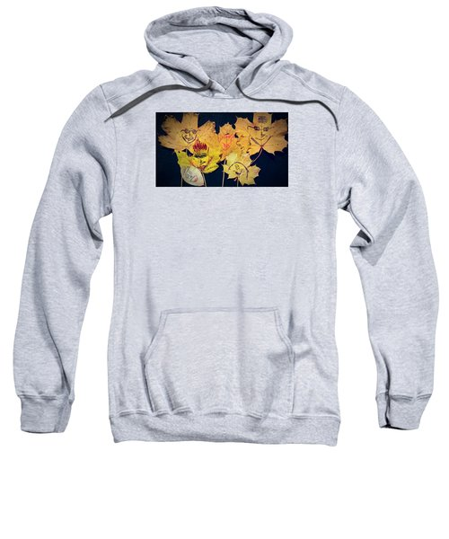 Leaf Family Sweatshirt